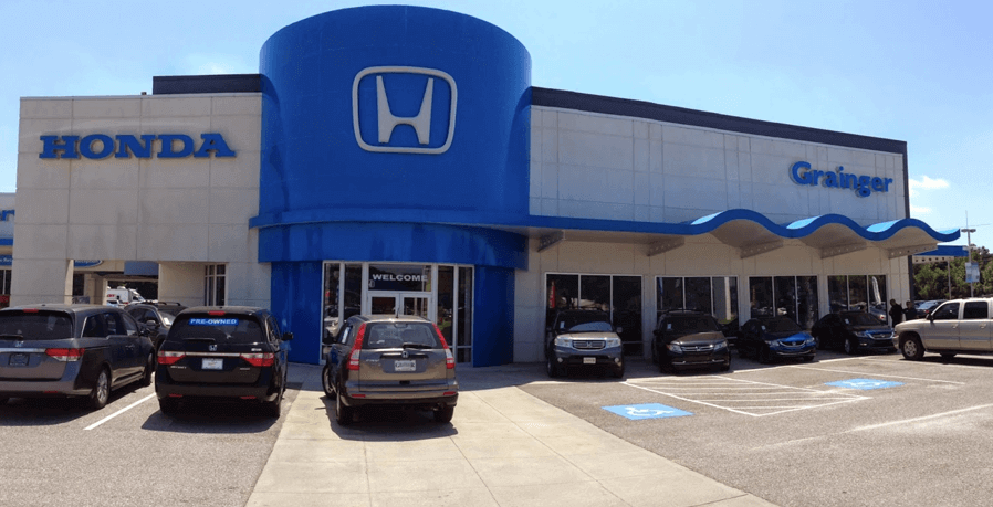 honda dealership in savannah georgia grainger honda